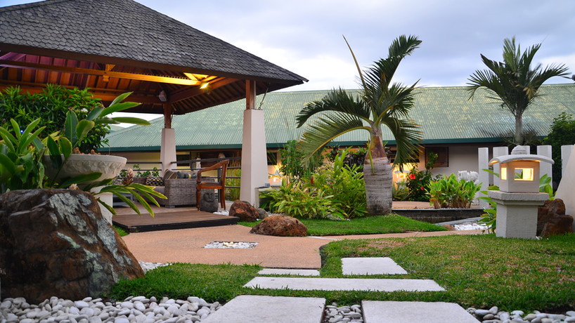 Gazebo hotel hibiscus