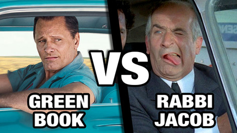GREEN BOOK VS RABBI JACOB
