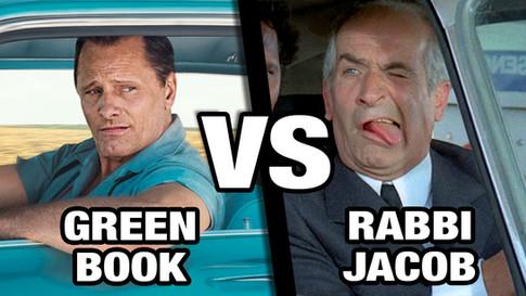 GREEN BOOK VS RABBI JACOB