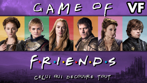 GAME OF FRIENDS 1