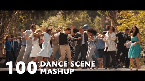 100 MOVIES DANCE SCENES MASHUP