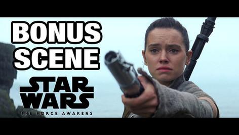 BONUS SCENE : STAR WARS 7