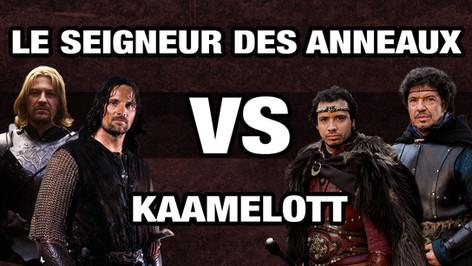LE SEIGNEUR DES ANNEAUX VS KAAMELOTT 2