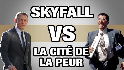 SKYFALL VS LA CITE DE LA PEUR
