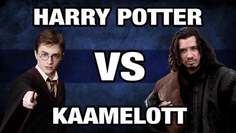 HARRY POTTER VS KAAMELOTT 1