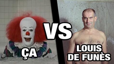 LOUIS DE FUNES VS ÇA