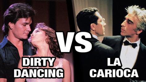 DIRTY DANCING VS LA CARIOCA ( LA CITE DE LA PEUR )