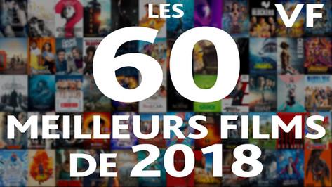 Les 60 meilleurs films de 2018