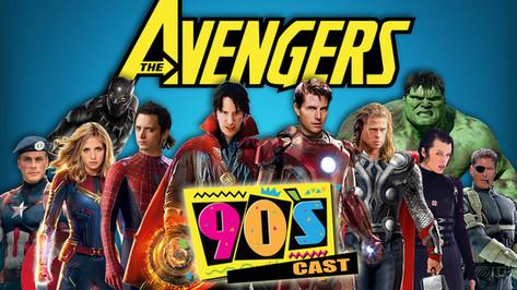 AVENGERS 90's