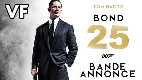 TOM HARDY - BOND 25
