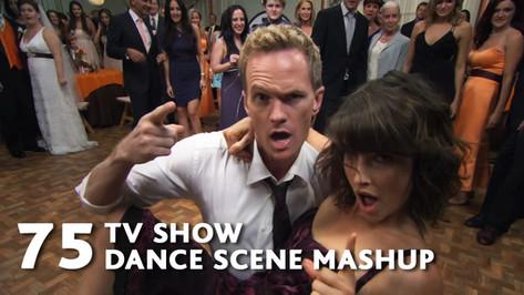 75 TV SHOW DANCE SCENES MASHUP