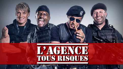 EXPENDABLES VS L'AGENCE TOUT RISQUE VF
