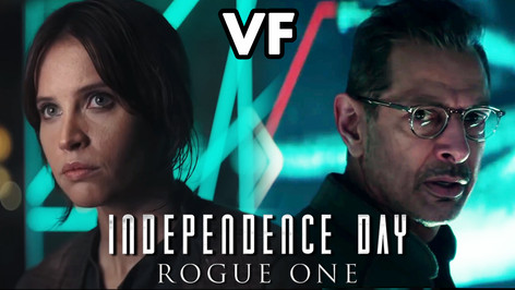 INDEPENDANCE DAY VS ROGUE ONE VF