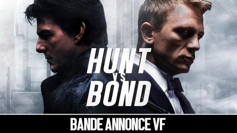 BANDE ANNONCE HUNT VS BOND