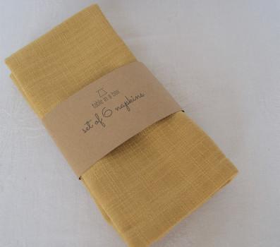 Chance napkin