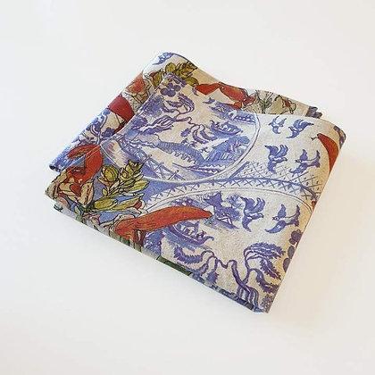 Delft Hemp napkin - set of 2