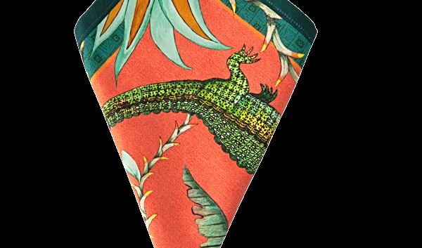 Ardmore coral riverchase napkin