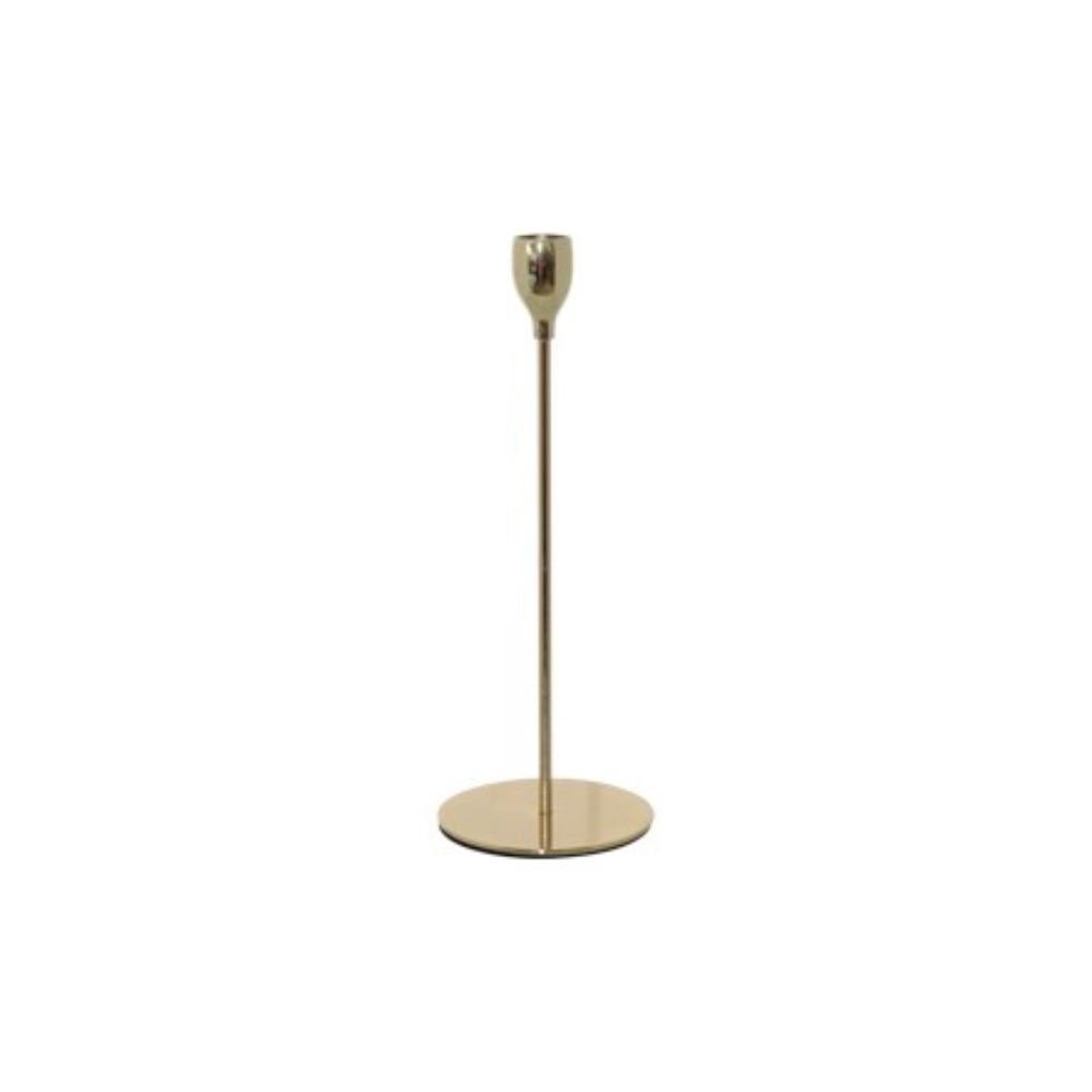 Gold candlestick