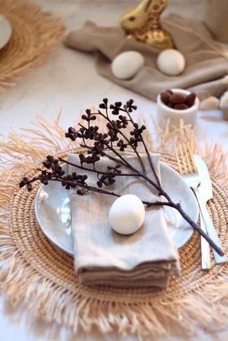Chai Easter setting