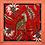 Thumbnail: Ardmore Leopard Royal Napkins - set of 2