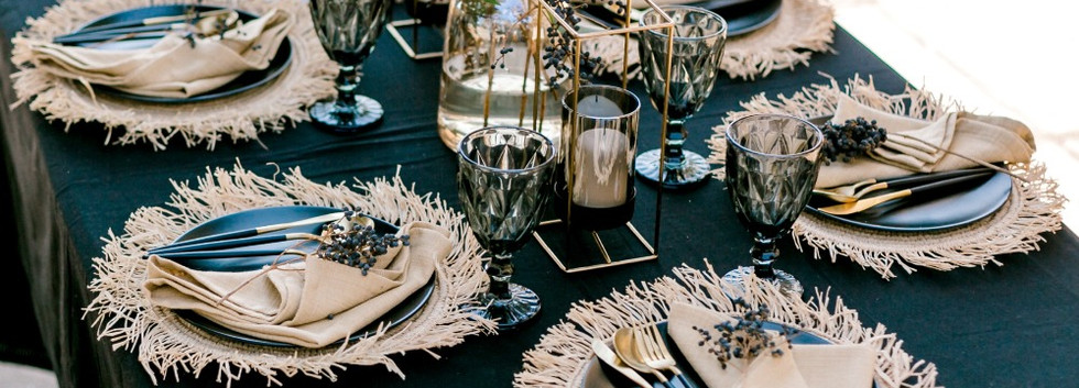 Chance table setting
