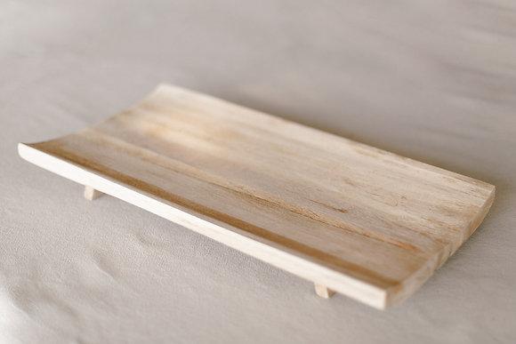 Oak platter