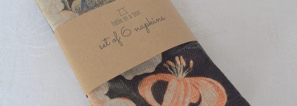 Bloom napkins