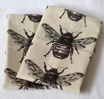 Bee Napkin - set of 1