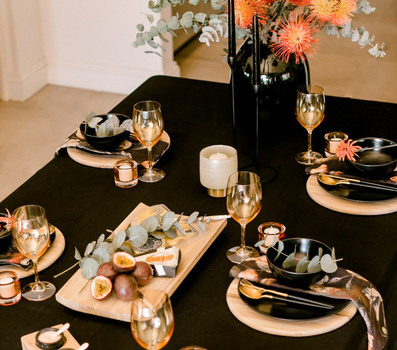 Bloom tablescape