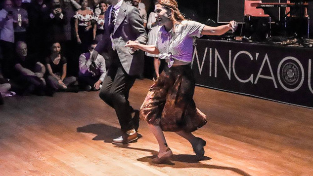 Swing Aout Festival 2018