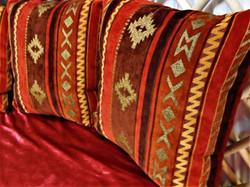 Confort et style oriental