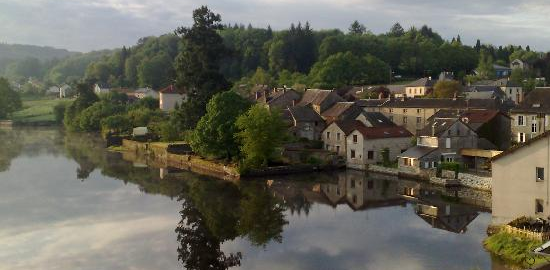Peyrat-le-Château pittoresque
