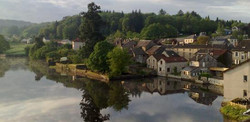 Picturesque Peyrat-le-Château