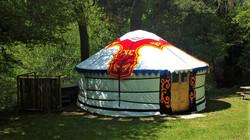 Parfait pour le camping et glamping