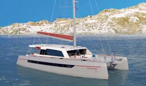 EXPLOCAT 52: le Catamaran en Aluminium des Aventuriers