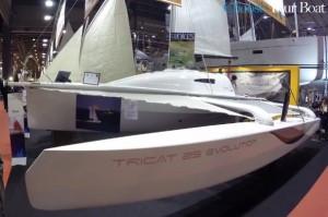 Tricat 25 evolution