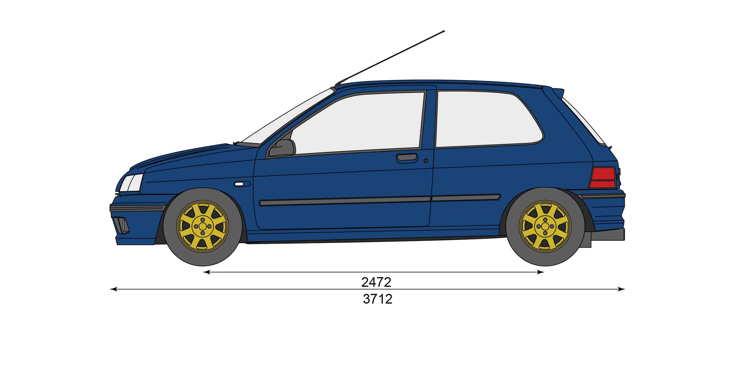 CLIO 16S WILLIAMS