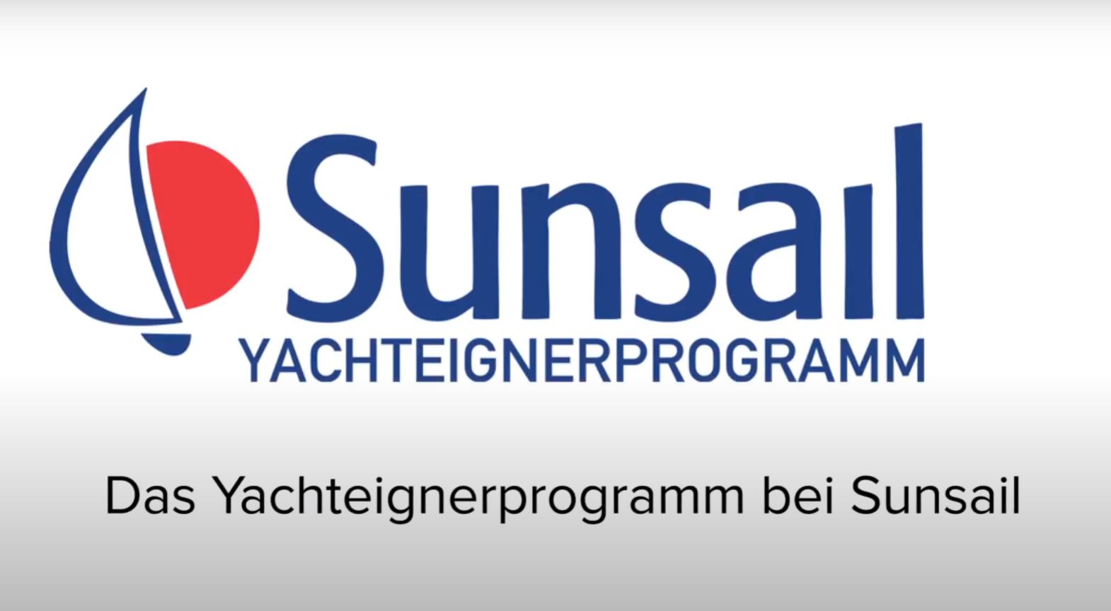 Sunsail Yachteignerprogramm