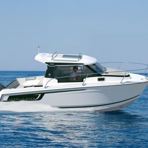 Merry Fisher 695 Serie 2: family and transportable speedboat
