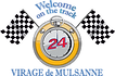Logo Virage de mulsanne