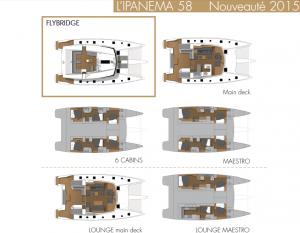 ipanema 58