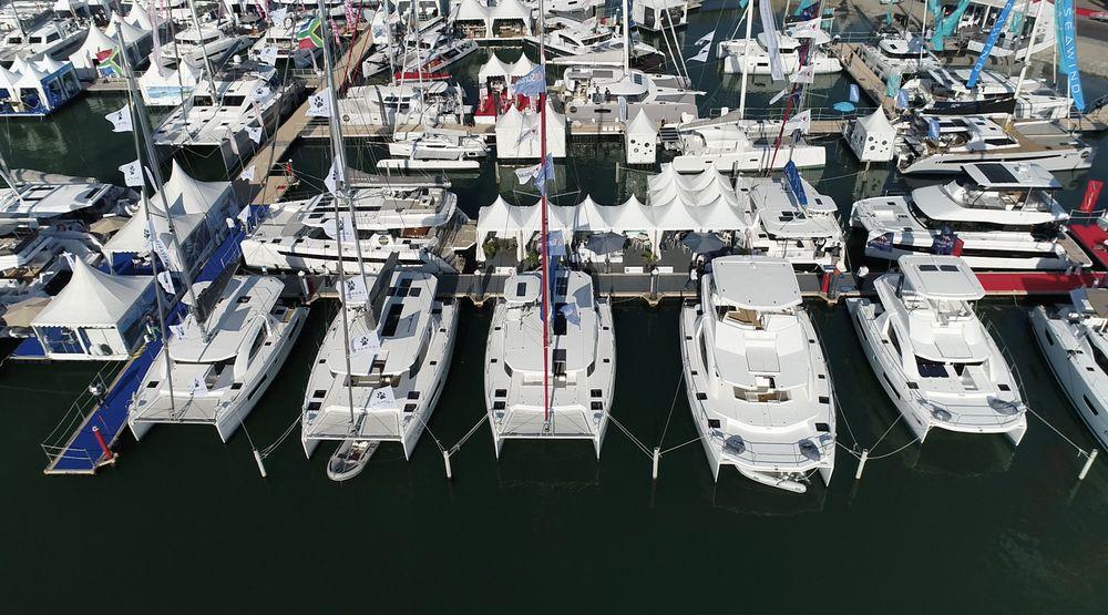 Multihull Boat Show - La Grande Motte 2018