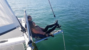 La Vagabonde: from a Monohull to an Outremer!