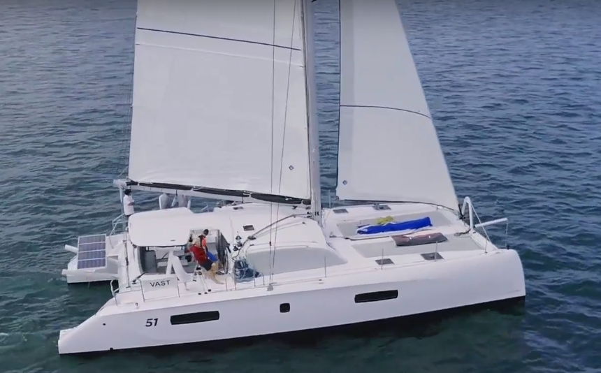 Outremer 51 New - Vast