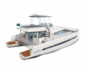 Bali 4.3 MY: Successful Bet for the 1st Motor Yacht