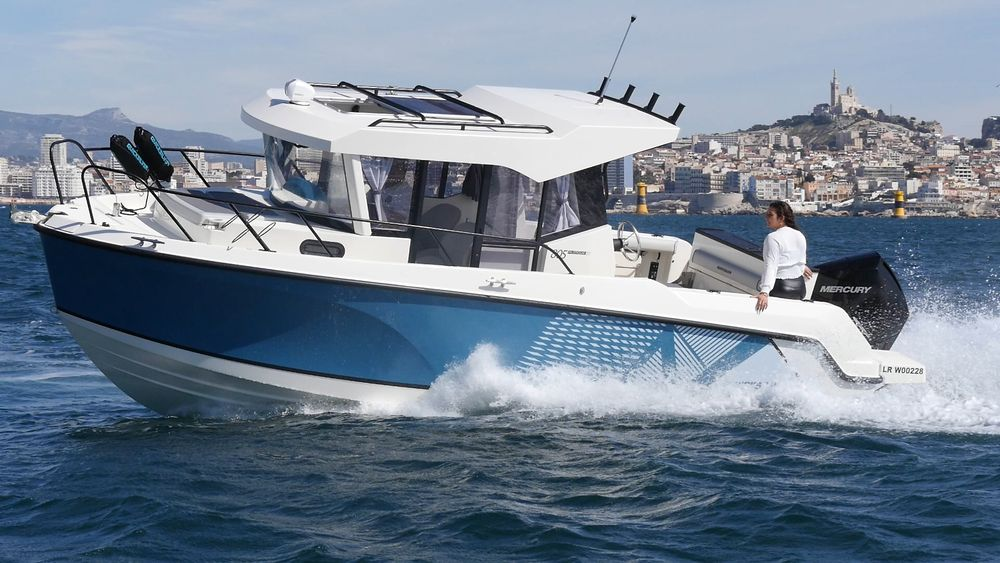 Pilothouse 805