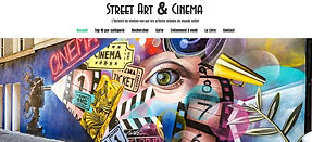 Street Art & cinema