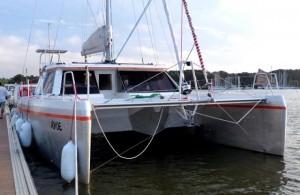 Sailing Cat 48