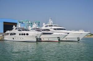 Dubai Eagerly Anticipates Gulf Craft Yacht Launches