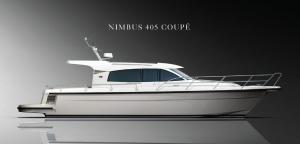 Le Coupé 405 de Nimbus, le confort nordique
